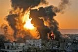 Israel bắt đầu triển khai lục quân và không quân tấn công Gaza