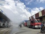 Thực tập phương án phòng cháy chữa cháy tại doanh nghiệp