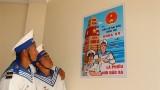 越南国会和人民议会换届选举:长沙岛县选民积极参加提前投票