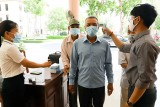 Ready for response to two possible situations of pandemic during election day