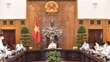 Thủ tướng chủ trì họp thường trực Chính phủ về nhập khẩu, sản xuất và tiêm vaccine