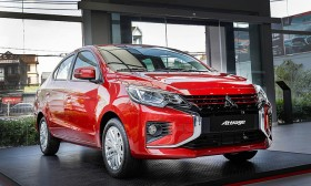 Mitsubishi tiếp tục góp hai mẫu xe trong top bán chạy