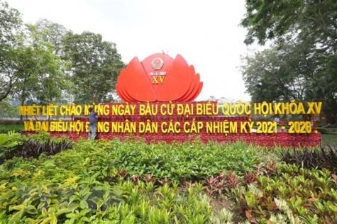 Bầu cử Quốc hội và Hội đồng Nhân dân: Hà Nội hân hoan đón ngày hội lớn