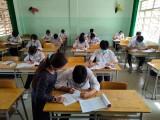 TX.Tân Uyên: Ráo riết ôn luyện cho học sinh vào lớp 10