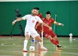Vietnam Futsal team on the second World Cup debut