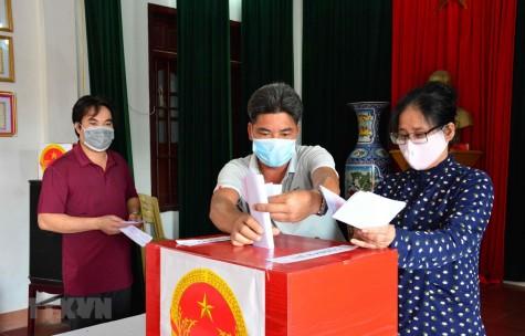 Bầu cử QH và HĐND: Thời hạn giải quyết khiếu nại về kết quả bầu cử