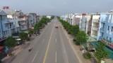 Nỗ lực, phấn đấu trở thành thành phố trực thuộc tỉnh