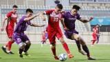 热身赛:越南队与约旦队1比1握手言和