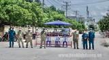TP.Thuận An phong tỏa tạm thời đường Từ Văn Phước liên quan ca F0 tại TP.Hồ Chí Minh