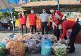 Hội Chữ thập đỏ tỉnh Bình Dương: Tiếp tục hỗ trợ hàng hóa phòng, chống dịch Covid-19