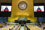Ngoại trưởng Maldives được bầu làm Chủ tịch khóa 76 Đại hội đồng Liên hợp quốc