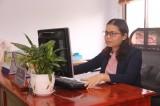 Chị Nguyễn Thị Kim Quang, Ủy viên Thường vụ Hội LHPN huyện Phú Giáo: Hướng về cơ sở vì quyền lợi hội viên, phụ nữ