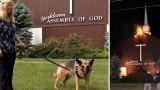 Chú chó được tôn vinh vì ngăn hỏa hoạn nghiêm trọng bằng tiếng sủa
