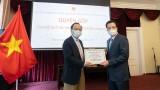 旅外越南人积极参加疫情防控捐赠活动