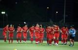 Đội tuyển Việt Nam chốt danh sách trận đấu với Malaysia