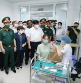 Việt Nam thử nghiệm giai đoạn 3 vắc xin phòng COVID-19 Nano Covax trên diện rộng