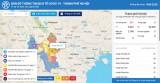 河内市新冠肺炎疫情流行病学动态地图正式亮相