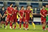Đội tuyển Việt Nam ca khúc khải hoàn trước Malaysia