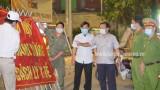 TP.Dĩ An cách ly y tế toà nhà Bcons Suối Tiên