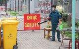 TP.Thuận An: Cách ly y tế Block nhà C2, chung cư eHome 4