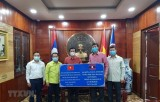 Lao provinces join hands with Vietnam to fight COVID-19