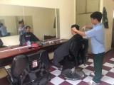 Câu lạc bộ Cắt tóc thanh niên - đoàn thanh niên Bộ Chỉ huy Quân sự tỉnh: Góp phần xây dựng hình ảnh đẹp về người quân nhân