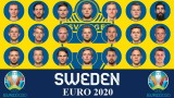 2020年欧洲杯E组:瑞典队名单