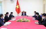 Vietnam hopes for stronger partnership with France