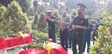 Huyện Phú Giáo: An táng hài cốt liệt sĩ