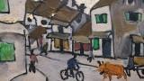 越南著名画家裴春派的画作即将亮相新加坡拍卖会