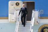Tổng thống Mỹ tới Geneva trước cuộc gặp thượng đỉnh với ông Putin