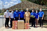 More donations assisting Covid-19 offered