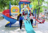 Di An City takes action for children
