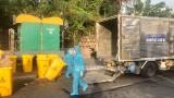 Các trường hợp F2 liên quan nhân viên thu gom chất thải có kết quả âm tính