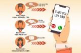 Một người bị lừa qua điện thoại mất hơn 900 triệu đồng