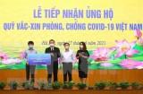COVID-19 vaccine fund raises nearly 251 million USD