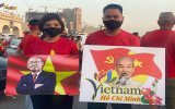 Vietnamese far and wide connected through football