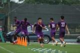 Các đội bóng duy trì tập luyện chờ ngày V.League 2021 trở lại
