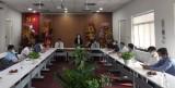省委、人民议会、人民委员会、祖国阵线委员会走访慰问各新闻机构