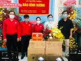Hội Chữ thập đỏ tỉnh: Chúc mừng các cơ quan báo chí nhân Ngày Báo chí Cách mạng Việt Nam (21-6)