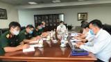 Thống nhất các dự thảo đề án về xây dựng lực lượng quân nhân dự bị, hỗ trợ thanh niên và phòng chống ma túy