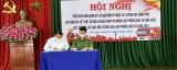 Huyện Phú Giáo: Bàn giao danh sách 243 cơ sở do UBND các xã, thị trấn quản lý về phòng cháy chữa cháy
