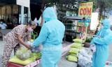 Ủy ban MTTQ Việt Nam TP.Thuận An đã vận động, tiếp nhận hơn 2 tỷ đồng ủng hộ phòng chống dịch