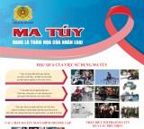 Hưởng ứng Ngày toàn dân phòng, chống ma túy (26-6): Nhiều hoạt động nhưng vẫn bảo đảm phòng, chống dịch bệnh