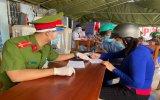 Công an tỉnh: Tăng cường công tác phòng, chống dịch bệnh