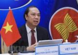 Senior officials laud progress in EAS cooperation
