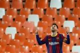 Hôm nay Messi trở thành cầu thủ tự do