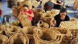 今年前五个月越南藤竹、蒲草、毯子出口额达3.5647亿美元