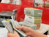Reference exchange rate up 6 VND at week's beginning