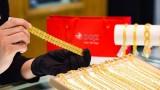 5日上午越南国内黄金价格略增3万越盾